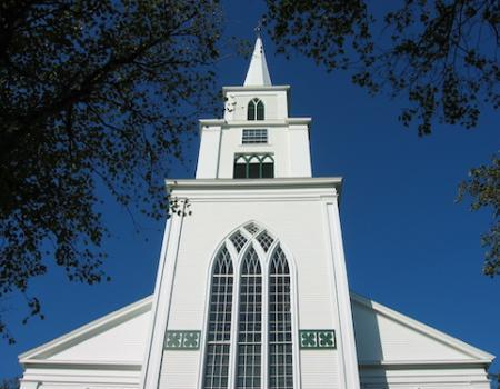 Historic Nantucket Church