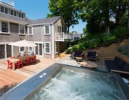 nantucket vacation rental with pool