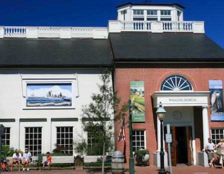 Nantucket Whaling Museum