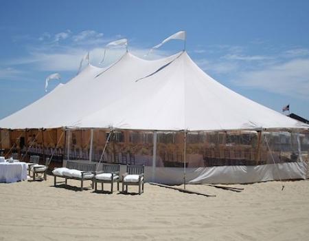 Nantucket tent rentals