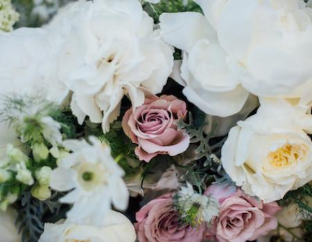 Nantucket wedding flowers