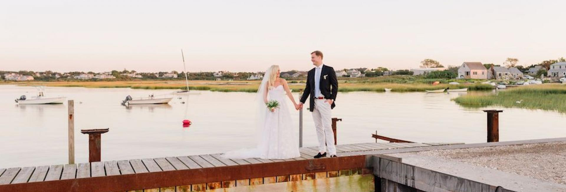 nantucket wedding photo