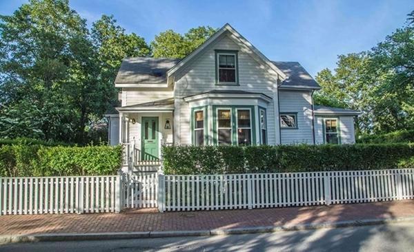 38 Pleasant Street Nantucket