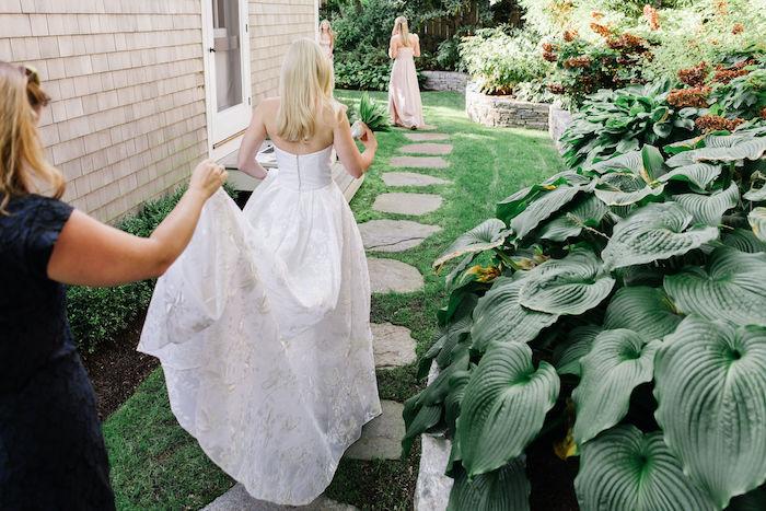 bride at nantucket rental home