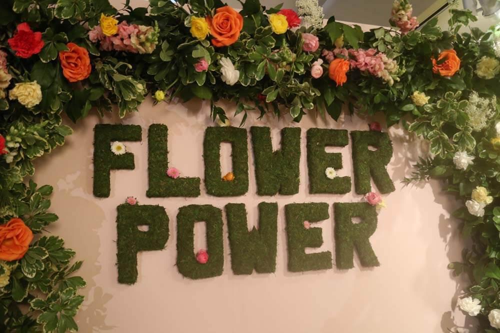 Flower Power Party Nantucket